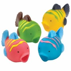 Fish Water Squirters Party Favours