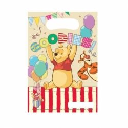 Winnie The Pooh Alphabet Party Bags