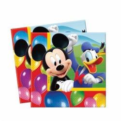 Disney Mickey Mouse Party Time Napkins