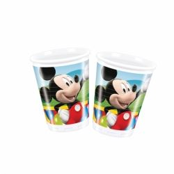 Disney Mickey Mouse Party Time Cups