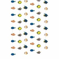 Coral Reef Fish String Party Decoration