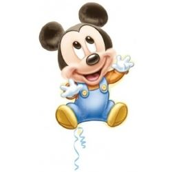 Disney Mickey Mouse Baby Super Shape Foil Balloon