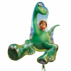 The Good Dinosaur Party Supershape Foil Balloons