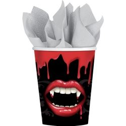 Fangtastic Vampire Party Cups