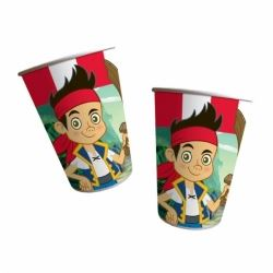 Jake And The Neverland Pirates Party Cups