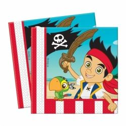 Jake And The Neverland Pirates Party Napkins