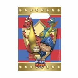 Mike The Knight Party Bags