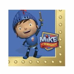 Mike The Knight Party Napkins