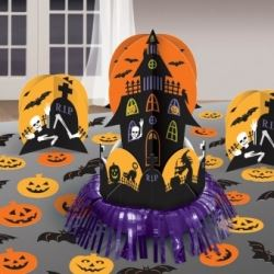 Haunted House Table Decoration Kit
