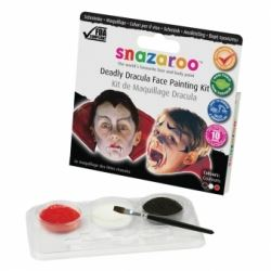 Snazaroo Face Paint Deadly Dracula Kit