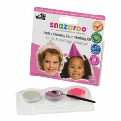 Snazaroo Face Paint Pretty Princess Kit
