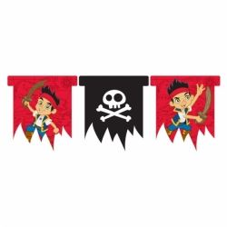 Jake and The Neverland Pirates Party Banner