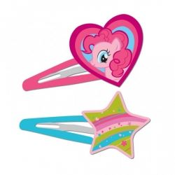 My Little Pony Party Favour Hair Slides