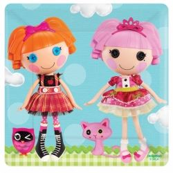 Lalaloopsy Party Plates
