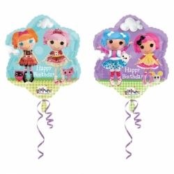 Lalaloopsy Party Foil Balloon