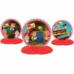 Jake & The Neverland Pirates Party Table Centrepieces