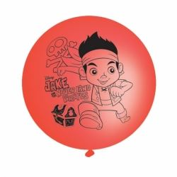 Jake & The Neverland Pirates Party Punch Balloons