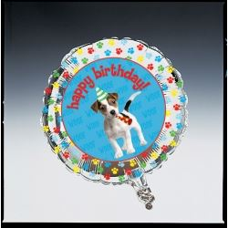 Paw-ty Time Dog Party Foil Balloons