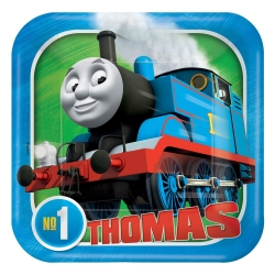 Thomas The Tank Lunch Party Plates