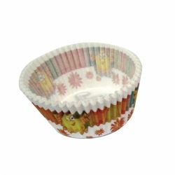 Easter Chick Party Cup Cake Cases