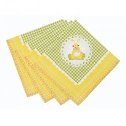 Spring Time Easter Party Napkins