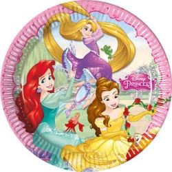 Disney Princess Dreaming Party Plates
