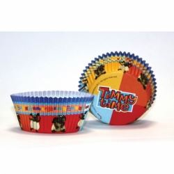 Timmy Time Party Cupcake Cases