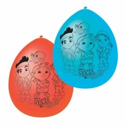Jake & the Neverland Pirates Party Balloons