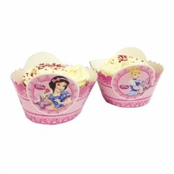 Disney Princess Party Cupcake Wraps