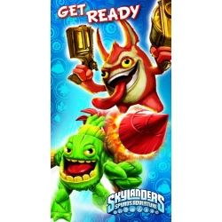 Skylanders Get Ready Birthday Cards
