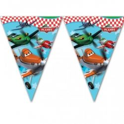 Disney Planes Party Flag Banners