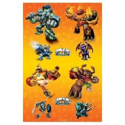 Skylander Giants Party Tablecover