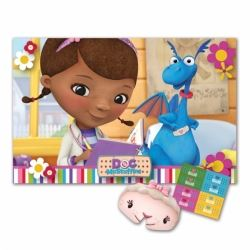Disney Doc McStuffins Party Game