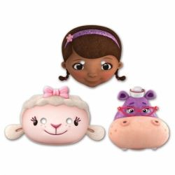 Disney Doc McStuffins Party Face Masks