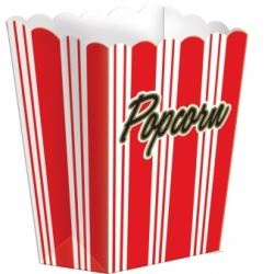 Movie Party Popcorn Box Individual