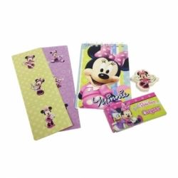 Minnie Mouse Party Favour Stationary Pack
