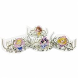 Princess Sparkle Mini Hair Comb Tiaras