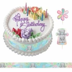 Me To You Bear Birthday Cake Kit