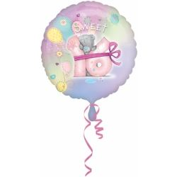 Me To You Bear Sweet 16th Foil Balloon