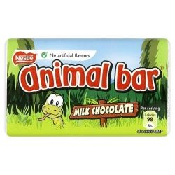 Nestle Animal Bars