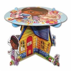 Disney Doc McStuffins Party Cake Stand