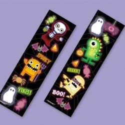 Boo Crew Monsters Stickers