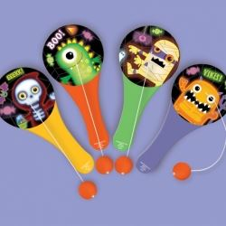 Boo Crew Monsters Paddle Balls