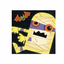 Boo Crew Monsters Party Napkins