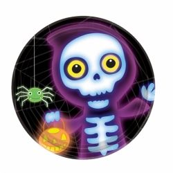 Boo Crew Monsters Party Plates
