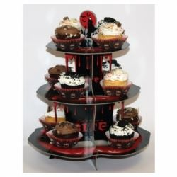 Fangtastic Party Cupcake Stand