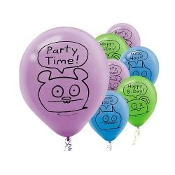 Ugly Dolls Party Balloons