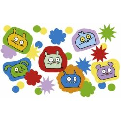Ugly Dolls Party Confetti