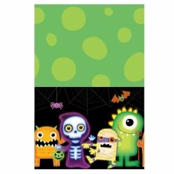 Boo Crew Monster Party Tablecovers