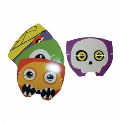 Boo Crew Monster Party Masks